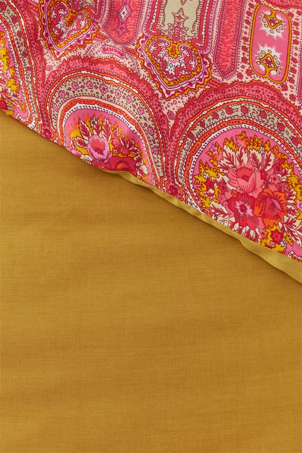 Bettwäsche Paisley Ovation Gold-Oilily-140x200/60x70(1)-Oilily.com