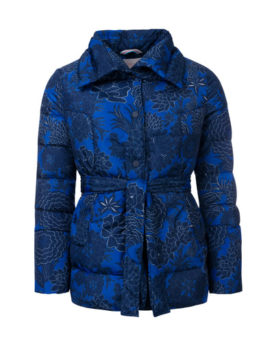 Colet Jacke blooming duo royal blue