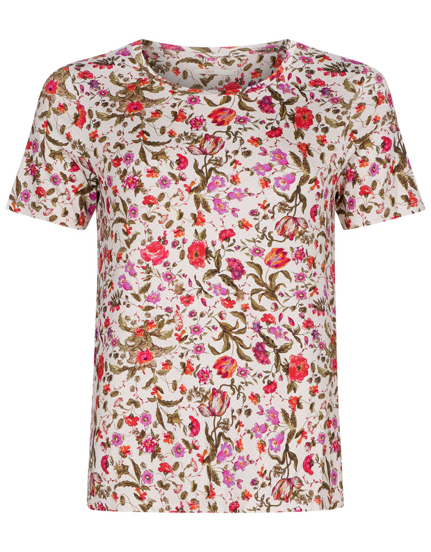Thomé T-shirt Tulpen Power-Oilily-XS-Oilily.com