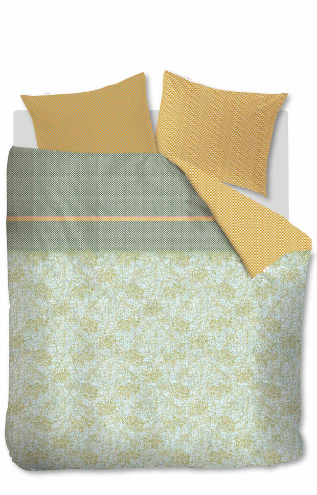 Duvet Cover Fineliner Green
