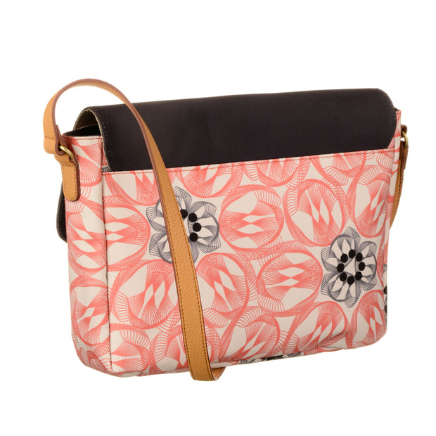 M Shoulder Bag Pink Flamingo-Oilily-OS-Oilily.com