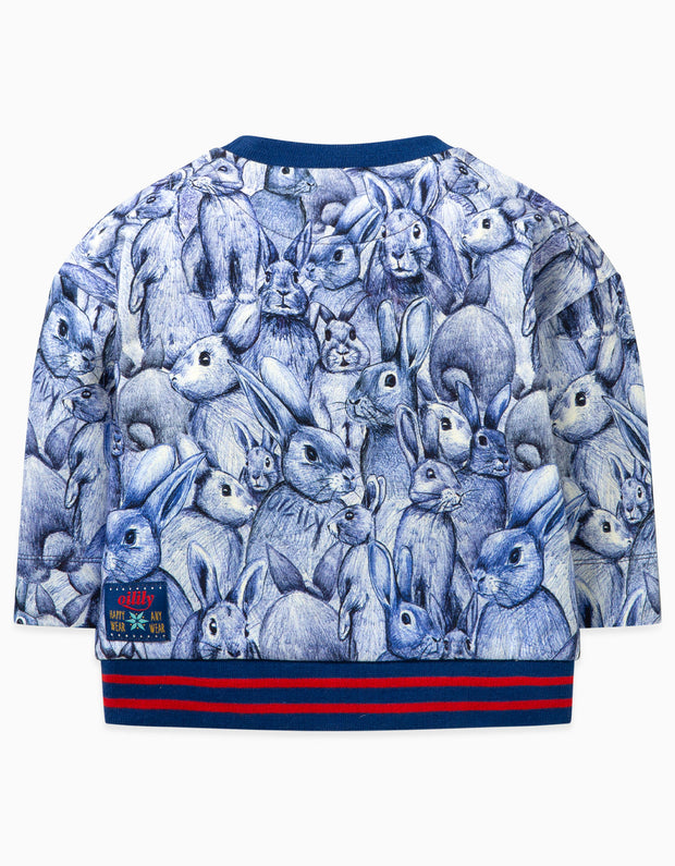 Habbit Sweatshirt Rabbits