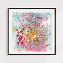 Load image into Gallery viewer, Pink Abstract Art for Your Home or Office
