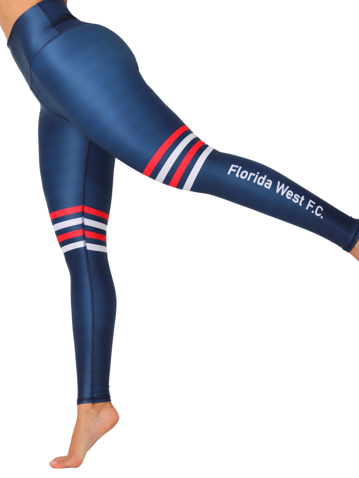 2020 Florida West F.C Leggings