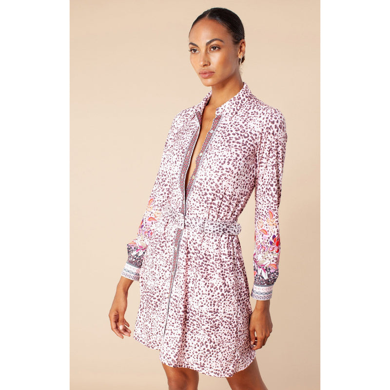 Paulina Shirtdress