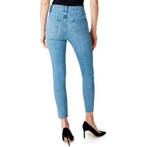 Lillie High Rise Crop Skinny
