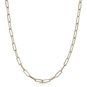 "18"" Elongated Link Chain"