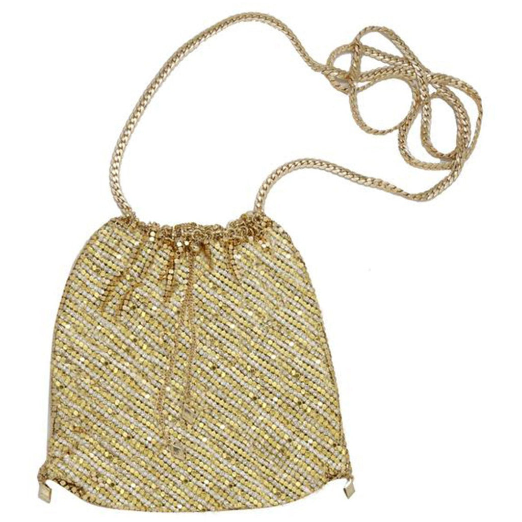 Gold Shimmer Pouch