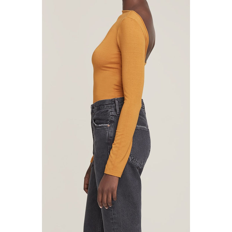 Sylvi Square Back Bodysuit