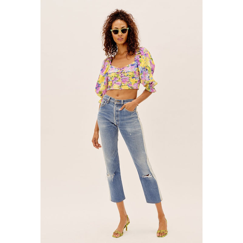 Cassia Crop Top