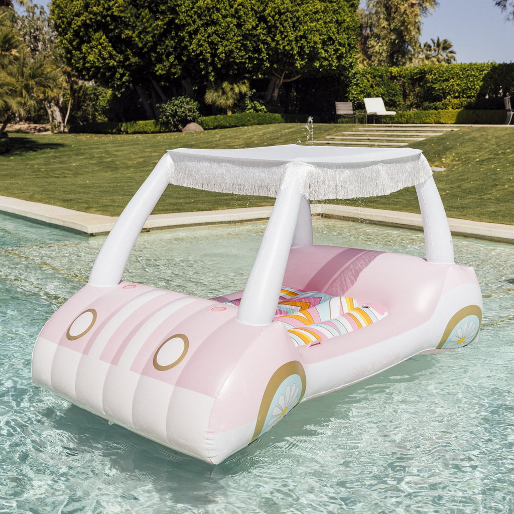 FUNBOY x Malibu Barbie Golf Cart Float