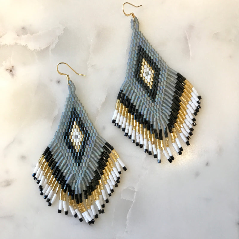 Party Fringe Earring