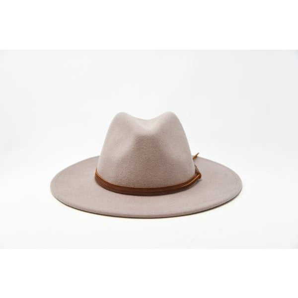 Billie Felt Panama Hat