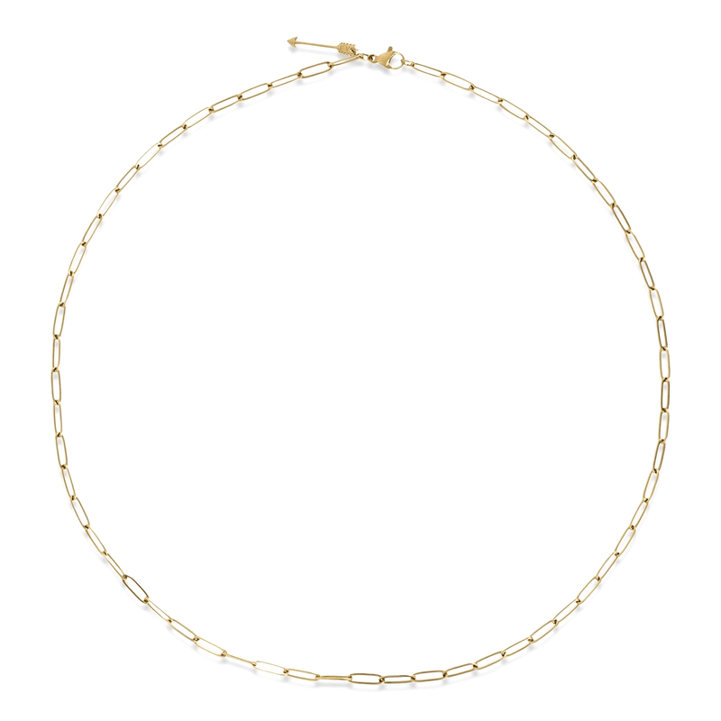 Bailey Oval Chain Necklace