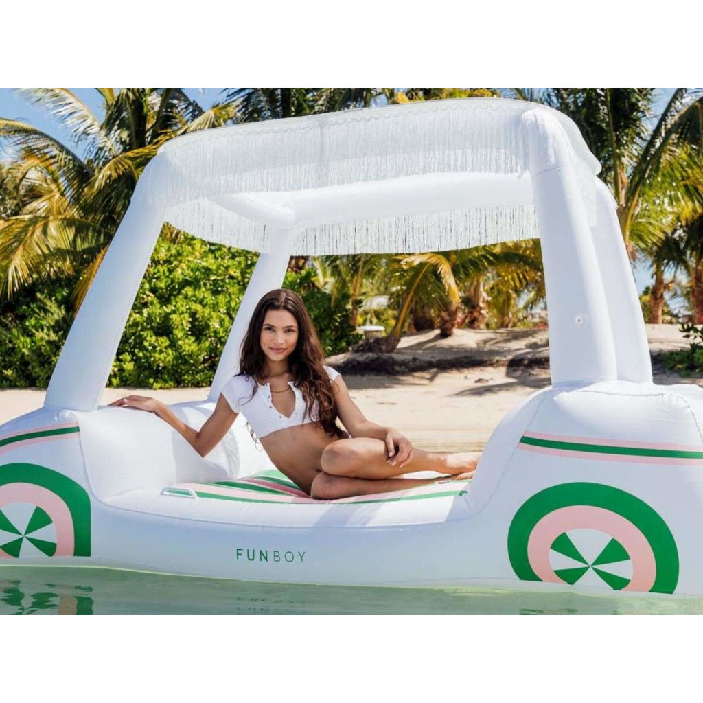Golf Cart Pool Float