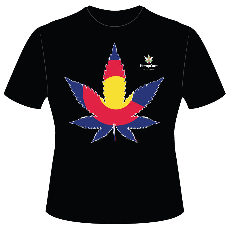 Colorado Flag Leaf - Men
