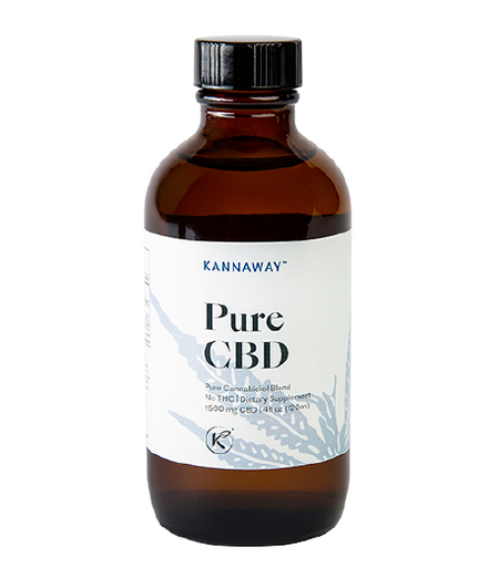 Pure Liquid (1500mg CBD) - 50% More CBD Now!
