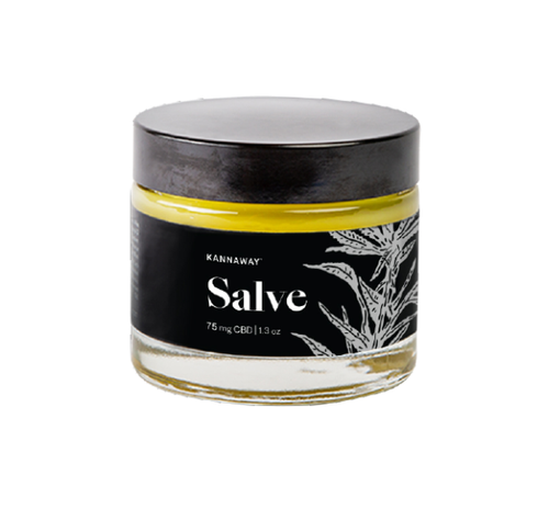 CBD Infused Salve - Training/Competition Recovery Formula