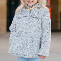 Sherpa Pullover | Sizes 4-12