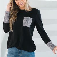 Pocket Detail Sweater | 4 Colors