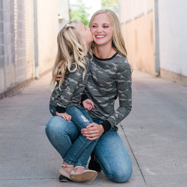 Mommy & Me Camo