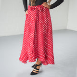 Dot-Dot-Tie Skirt | 3 Colors