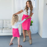 Mommy and Me Tie Skirt | 2 Colors