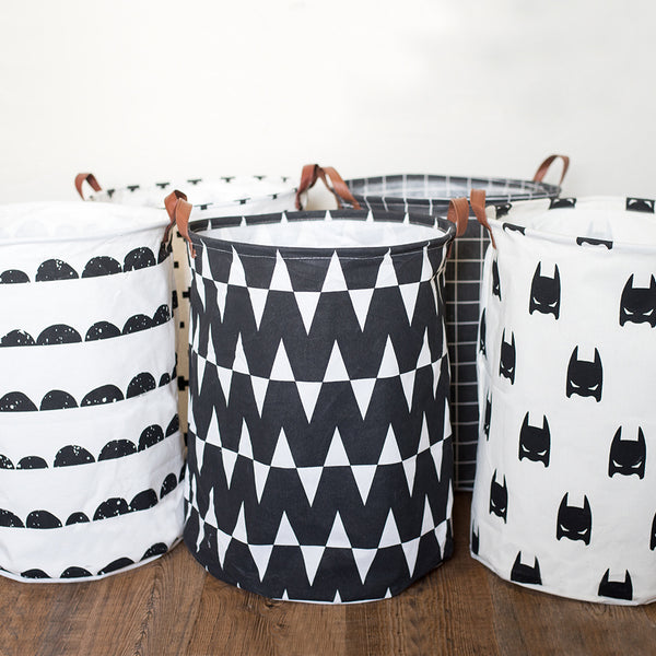 Canvas Bins  | 16 Patterns