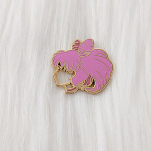 Sailor Chibi - Moonie Silhouette Enamel Pin
