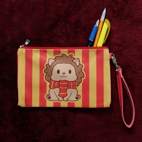 House of Lion - Fantastic Monsters Wristlet