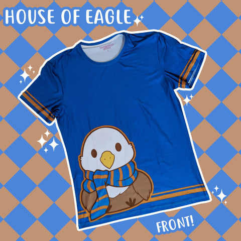 The House of Eagle - Fantastic Monsters T-Shirt