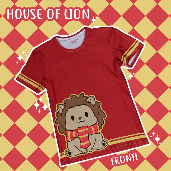 The House of Lion - Fantastic Monsters T-Shirt