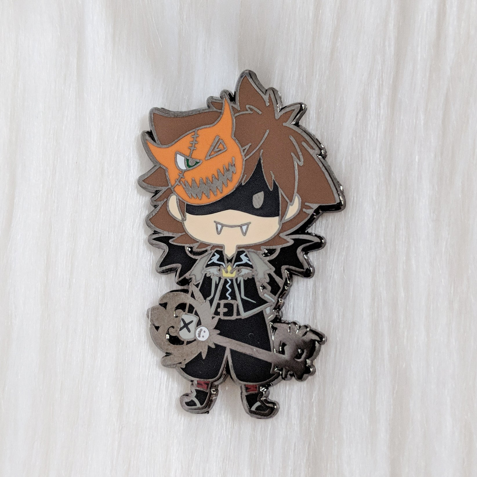 Halloweentown Sora - Enamel Pin