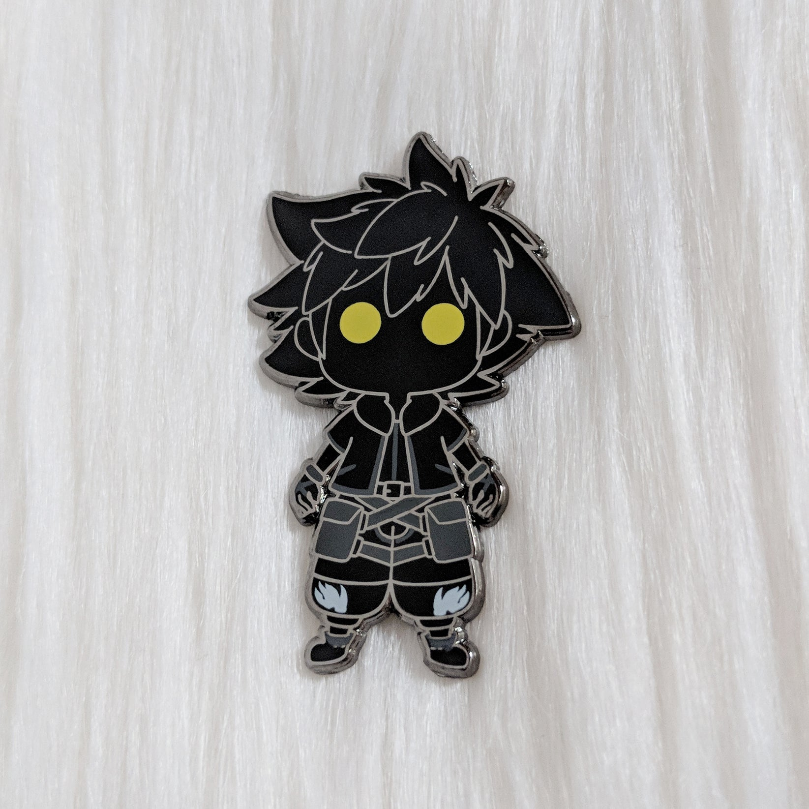 Anti-Sora - Enamel Pin