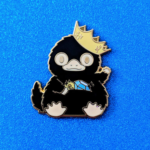 Niffler - Adorable Beasts & Where I Found Them Pin