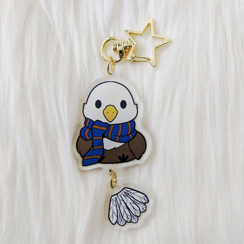 House of Eagle, Dangle Tail Acrylic Charm