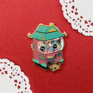 Bath House-Pon - Spirited - Enamel Pin