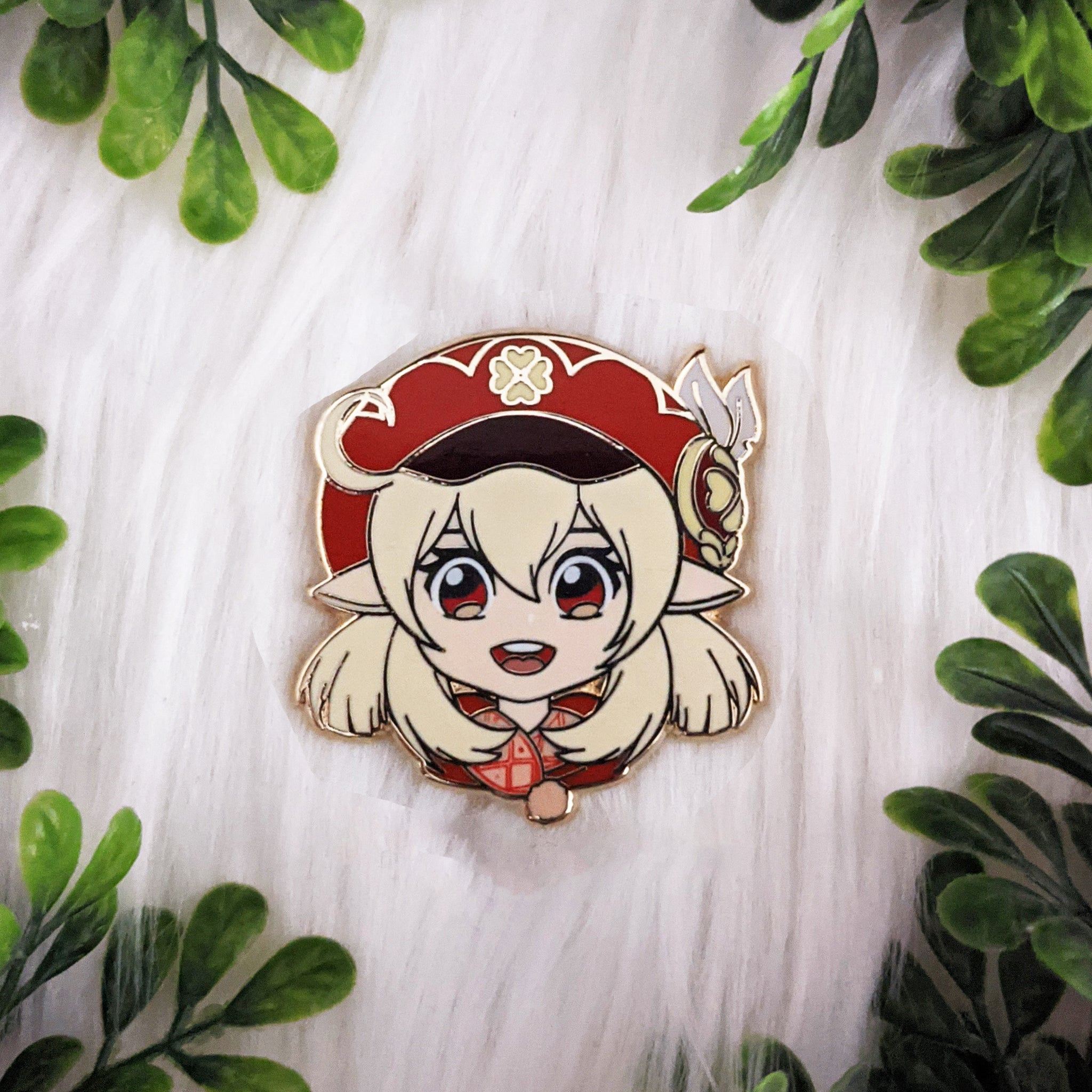 Klee - Gatcha Guardian Series - Enamel Pin