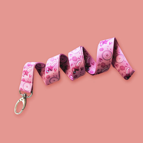 It's all about the Pink Diamond - Steven Universe - Lanyard