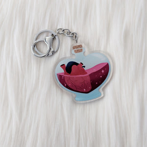 Love & Lust Potion - Acrylic Charm