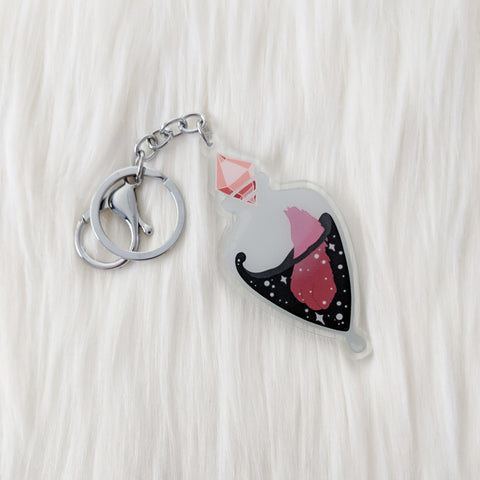 Luck & Misfortune Potion - Acrylic Charm