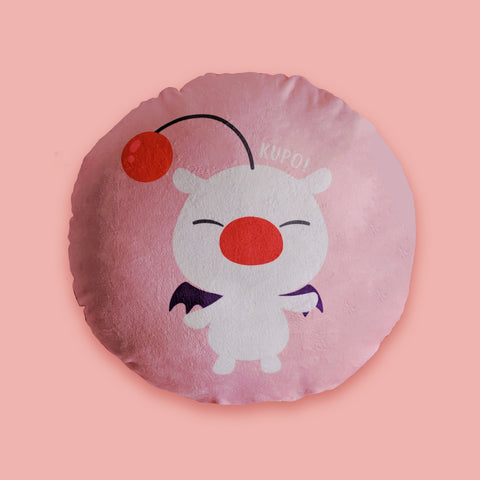 Kupo! - Kingdom Hearts - Circular Plush Pillow