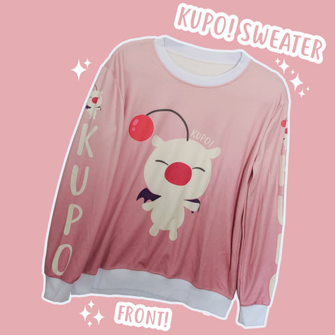 Kupo! Sweater