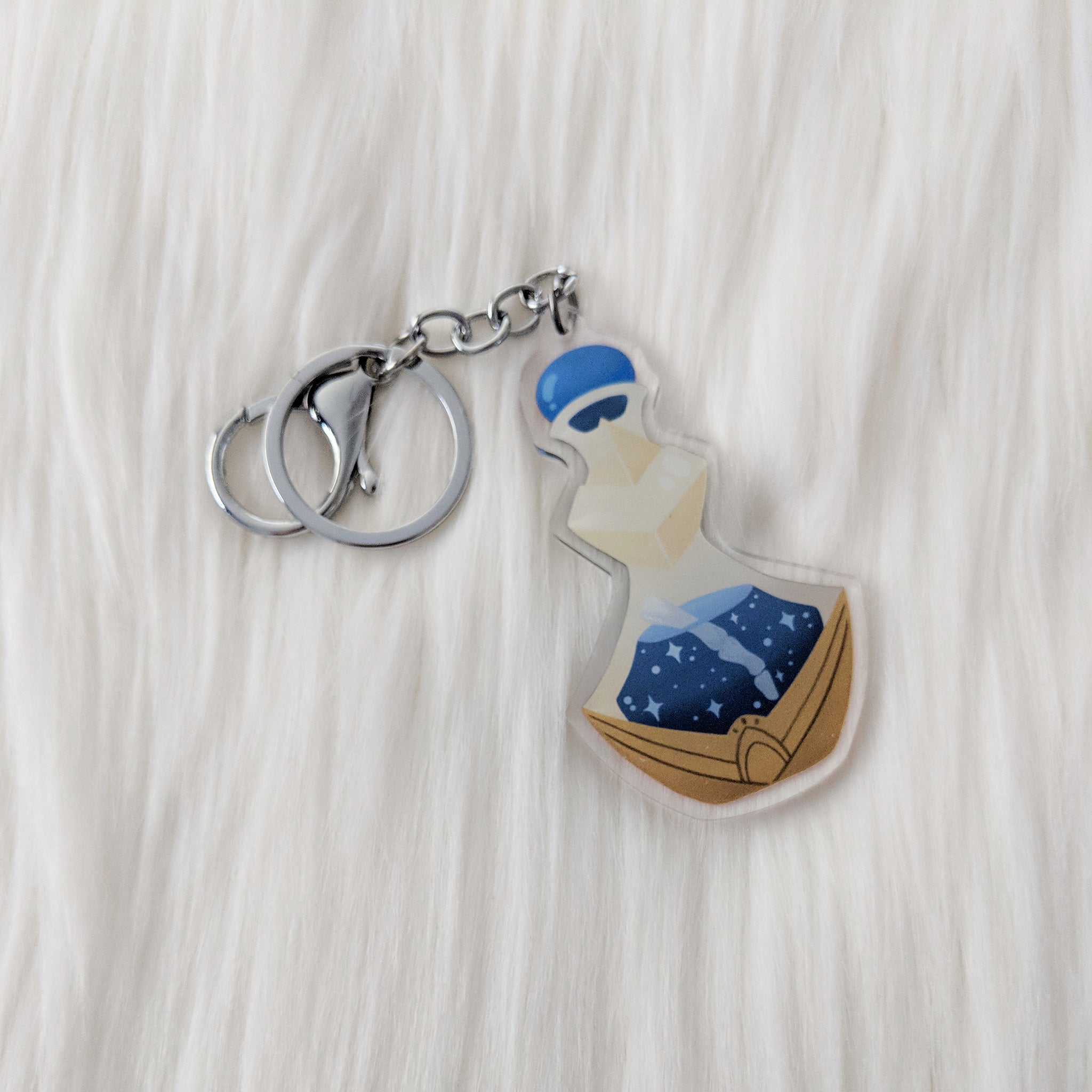 Revival & Death Potion - Acrylic Charm