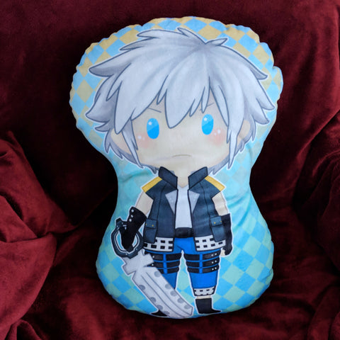 Riku - Plush Pillow
