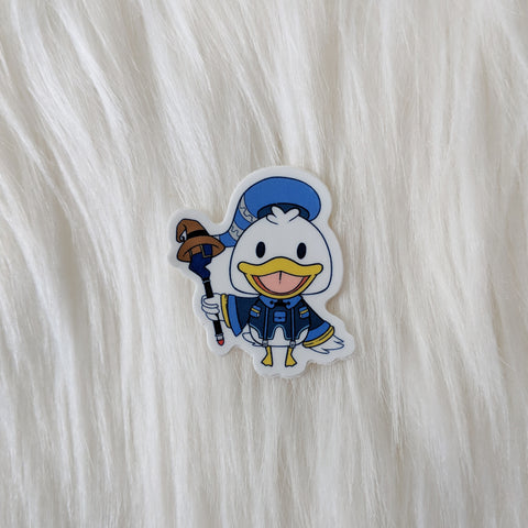 Donald - Kingdom Hearts Vinyl Sticker