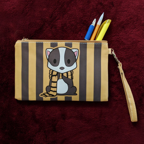 House of Badger - Fantastic Monsters Wristlet
