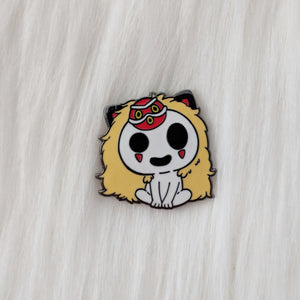 Kodama - Mononoke Movie - Enamel Pin