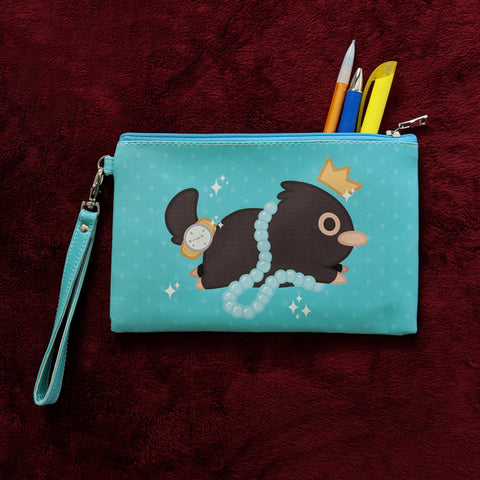 Just Nifflin' - Fantastic Monsters Wristlet