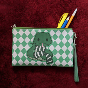 House of Snake - Fantastic Monsters Wristlet